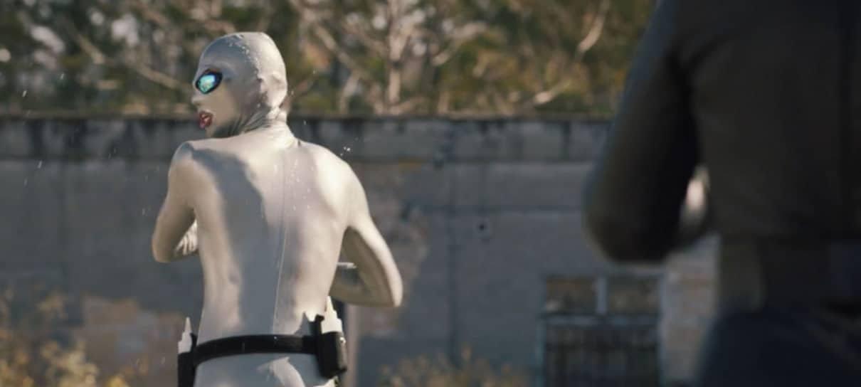 Site oficial de Watchmen revela identidade de personagem misterioso