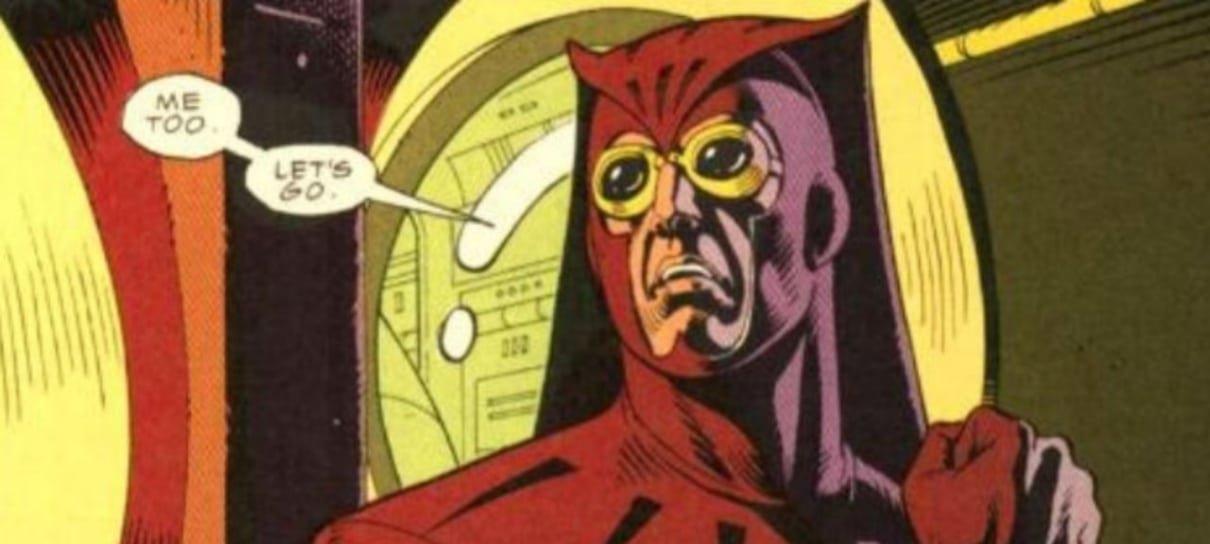 Watchmen | Criador da série explica por que o Coruja não apareceu