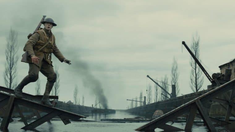 Assista ao novo trailer de 1917, vencedor do Globo de Ouro 2020 de Melhor Filme de Drama