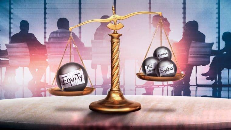 O valor do equity