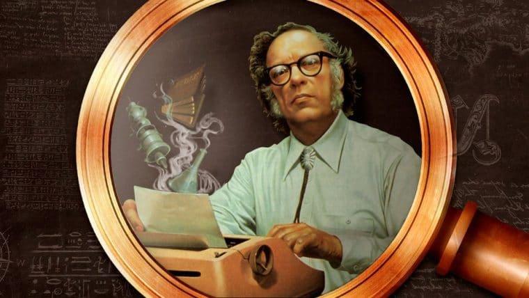 A vida de Isaac Asimov e a robótica
