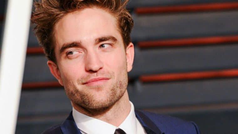 Robert Pattinson diz que Batman será