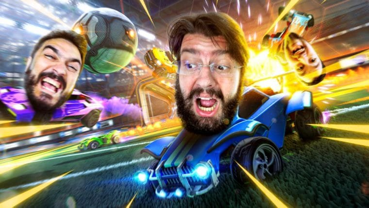 Rocket League - Alegria nas rodas!