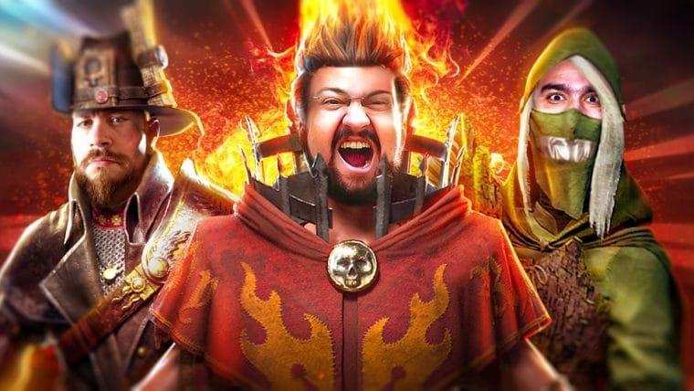 Warhammer: Vermintide 2 - FOGO!