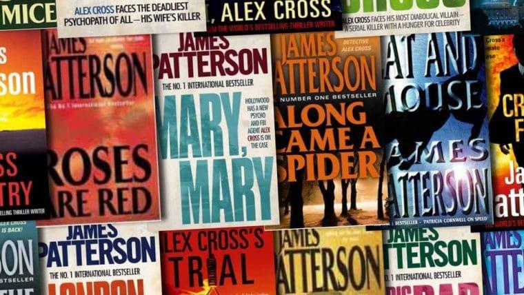 Amazon está trabalhando em série inspirada nos livros de Alex Cross