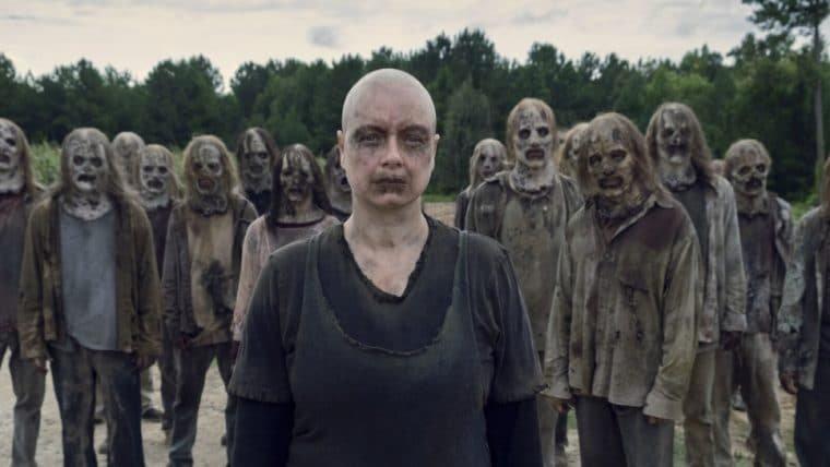 The Walking Dead | Alpha perde a cabeça mas está ainda mais forte em novos episódios