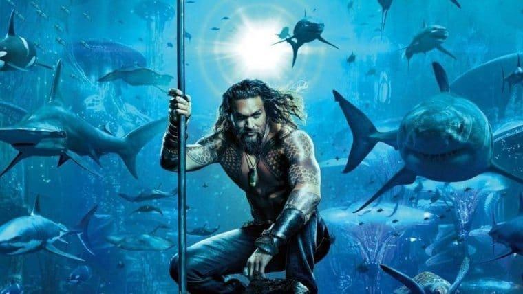 Aquaman é o filme de herói mais buscado entre os brasileiros, aponta pesquisa