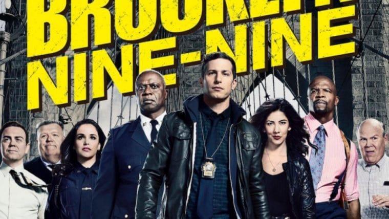 Brooklyn Nine-Nine ganha novo pôster com o time completo