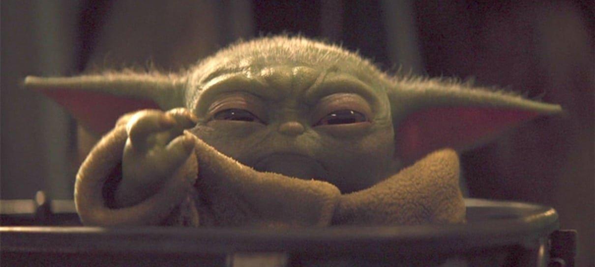 Jon Favreau revela a verdade sobre o Baby Yoda em The Mandalorian