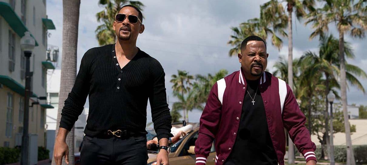 Bad Boys Para Sempre estreia no topo da bilheteria americana