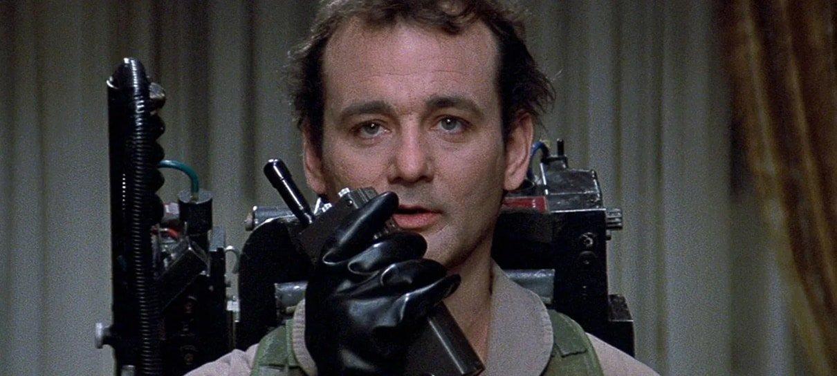 Bill Murray confirma que estará em Ghostbusters – Mais Além