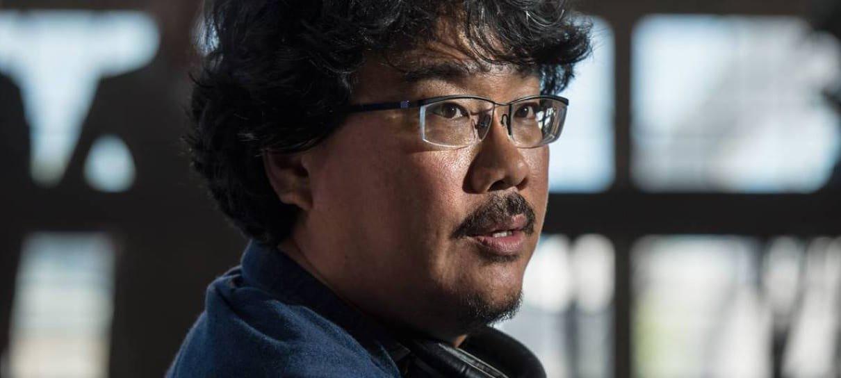 Diretor de Parasita, Bong Joon Ho pede para