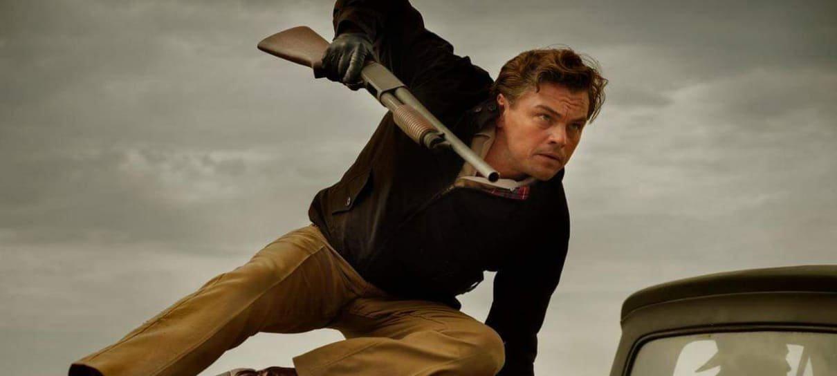 Quentin Tarantino vai dirigir série spin-off de Era Uma Vez em Hollywood