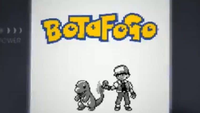 Botafogo usa Pokémon para anunciar nova contratação do time