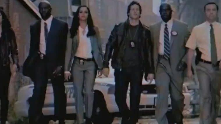 Brooklyn Nine-Nine | Teaser da sétima temporada aposta na nostalgia dos anos 1990