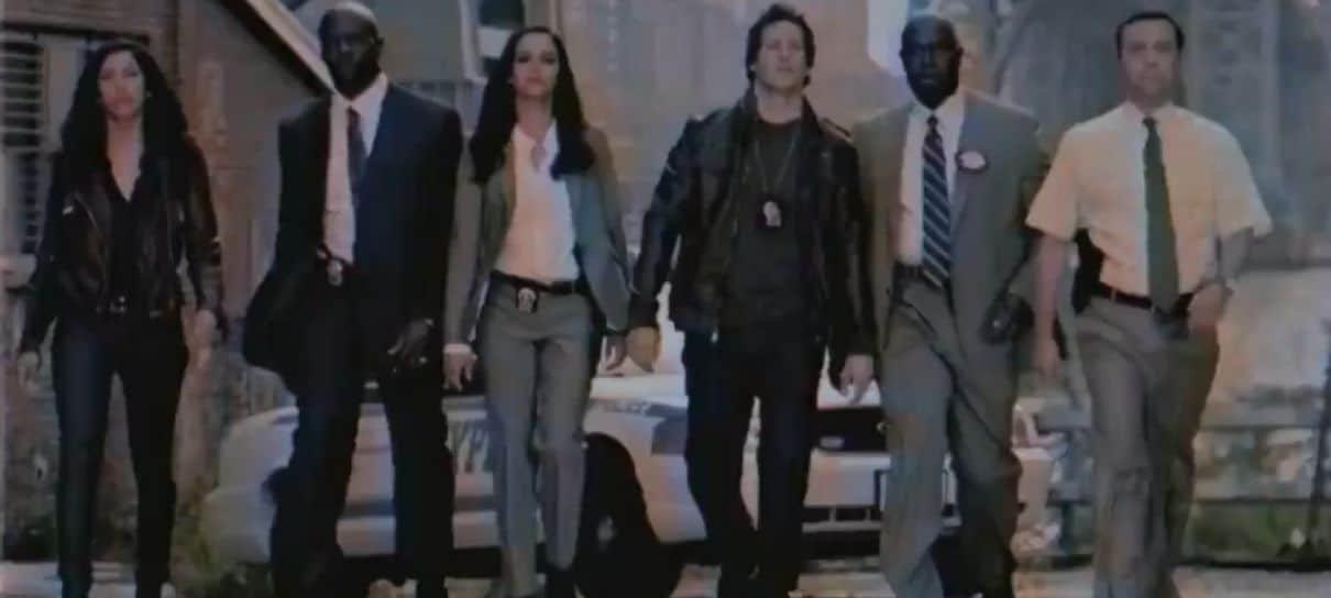 Brooklyn Nine-Nine   Teaser da sétima temporada aposta na nostalgia dos anos 1990