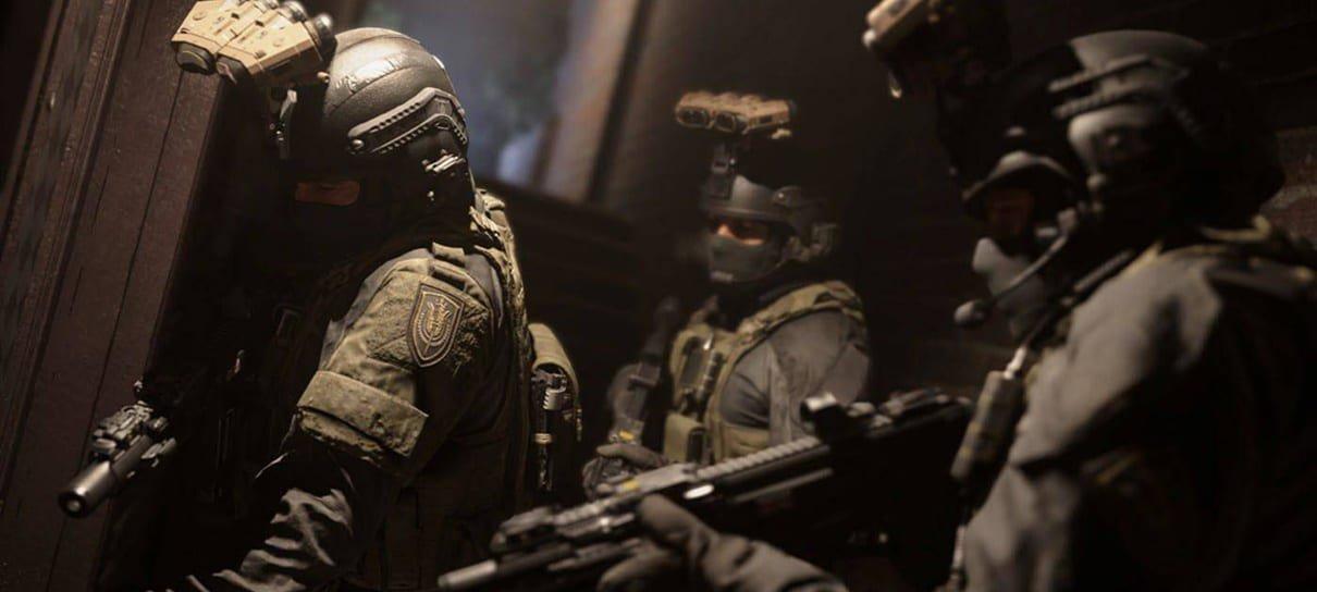 Call of Duty: Modern Warfare ganha novo modo em atualização gratuita