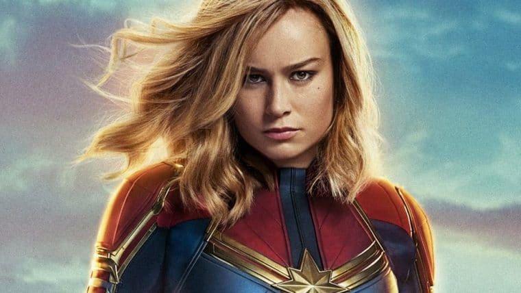 Capitã Marvel 2 está em desenvolvimento, diz site