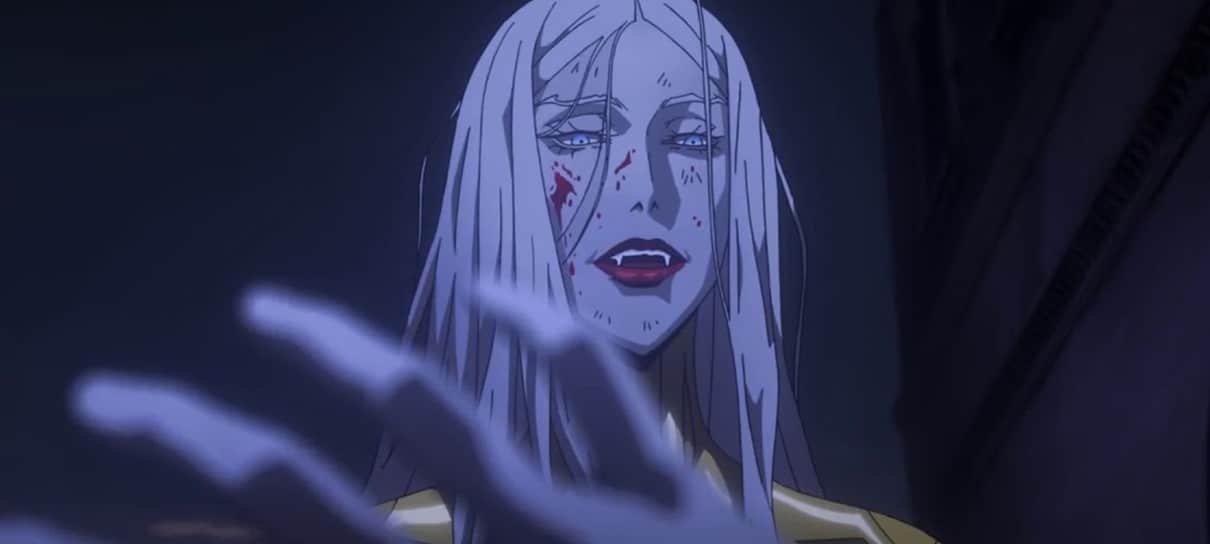 Castlevania | Confira a primeira imagem da 3ª temporada da série animada