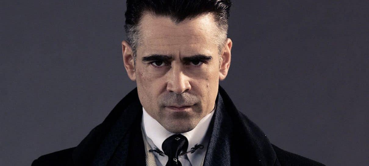 The Batman | Diretor confirma Colin Farell no papel de Pinguim