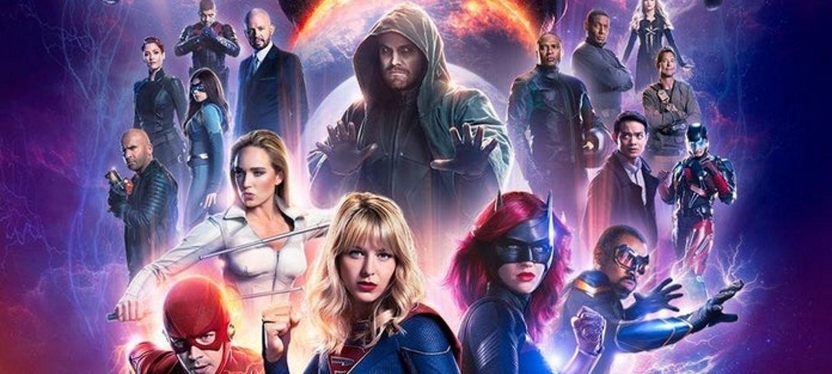 Crise nas Infinitas Terras   Novo trailer avisa que o fim está próximo