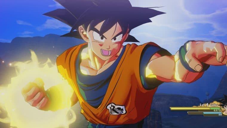 Dragon Ball Z: Kakarot Z ganha novo trailer apresentando a progressão de personagens