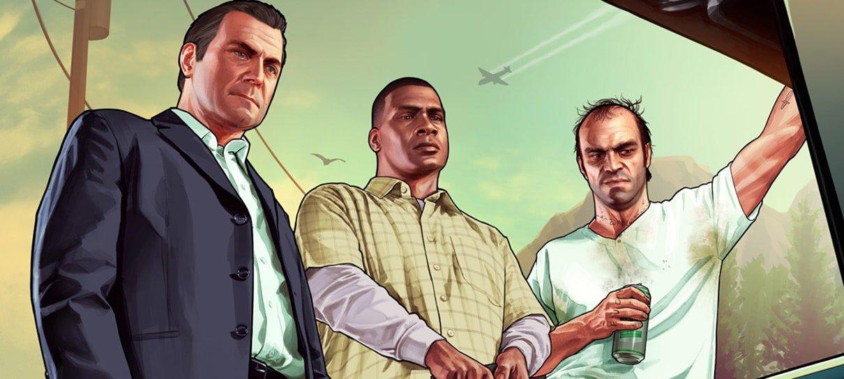 De surpresa, GTA V entra para o catálogo do Xbox Game Pass