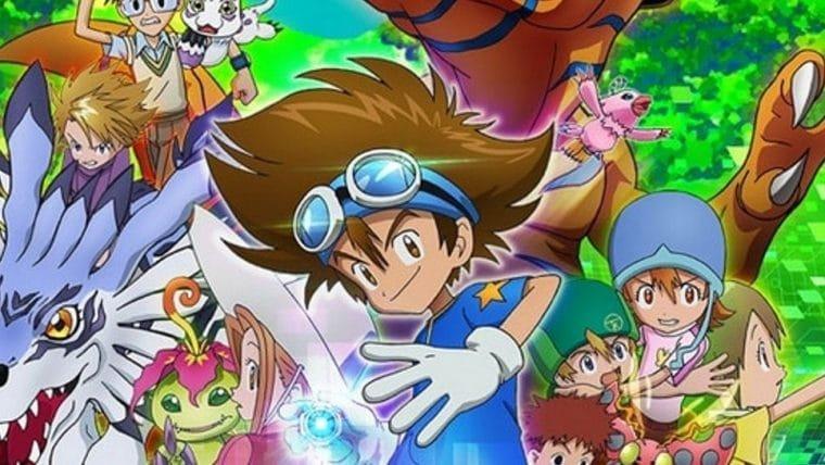 Digimon Adventure: | Confira o primeiro teaser do novo anime