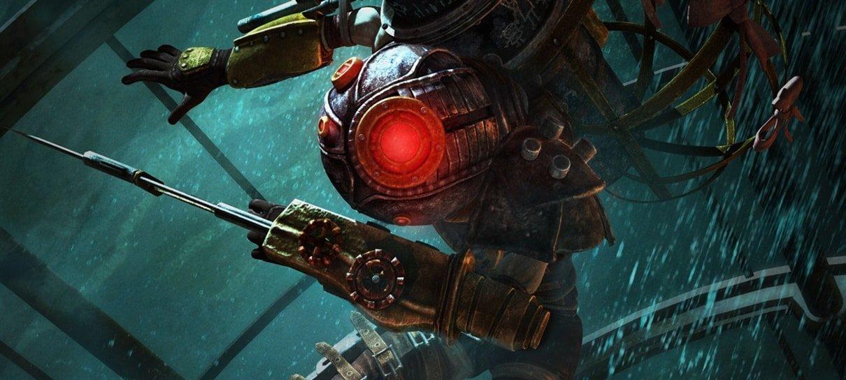 Diretor criativo de Bioshock 2 espera que o novo jogo reinvente a franquia