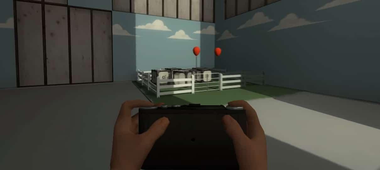 Série de vídeos revela como seria o jogo prequel de Portal