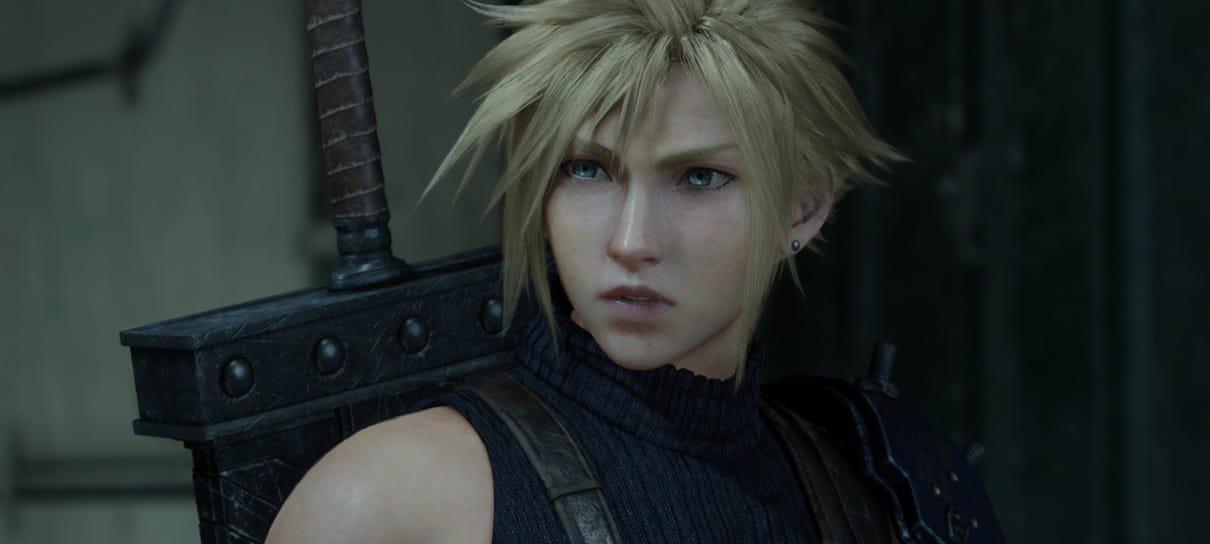 Final Fantasy VII Remake | Primeiro episódio deve exigir mais de 70 GB de espaço