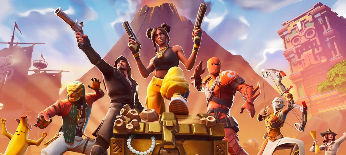 Fortnite foi o jogo mais rentável de 2019