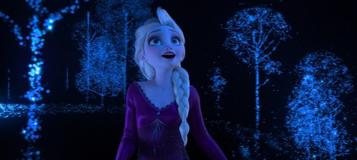Frozen 2 estreia em primeiro lugar nas bilheterias brasileiras