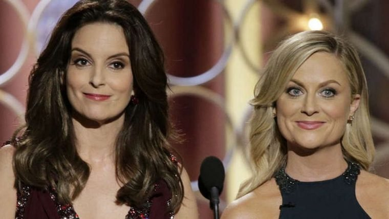 Globo de Ouro | Tina Fey e Amy Poehler serão apresentadoras novamente em 2021