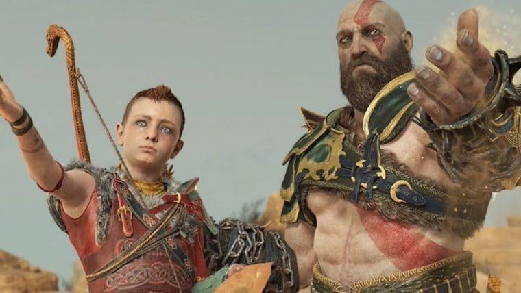 God of War   Cory Barlog quer contar a história entre Kratos e a mãe de Atreus