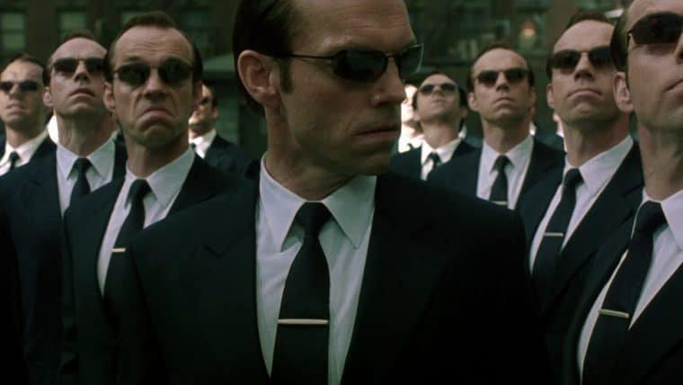 Hugo Weaving explica por que não vai interpretar o Agente Smith em Matrix 4