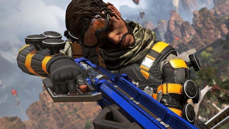 Jogador instalou um PS4 na televisão de um aeroporto para jogar Apex Legends