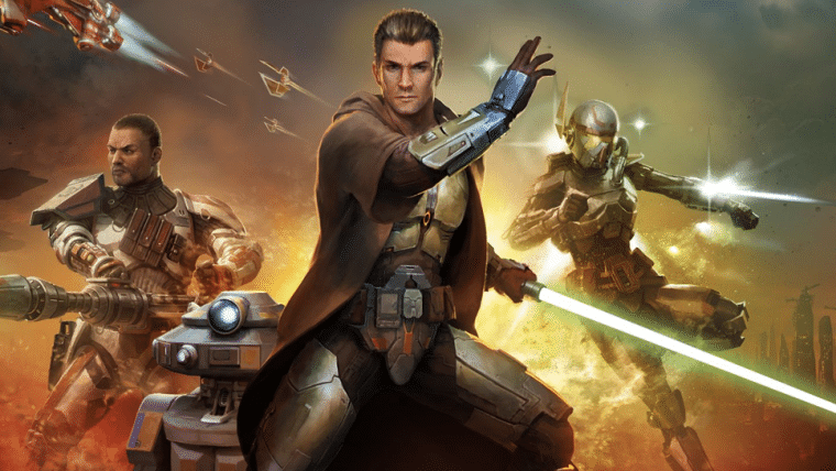 Star Wars: Knights of the Old Republic pode ganhar remake