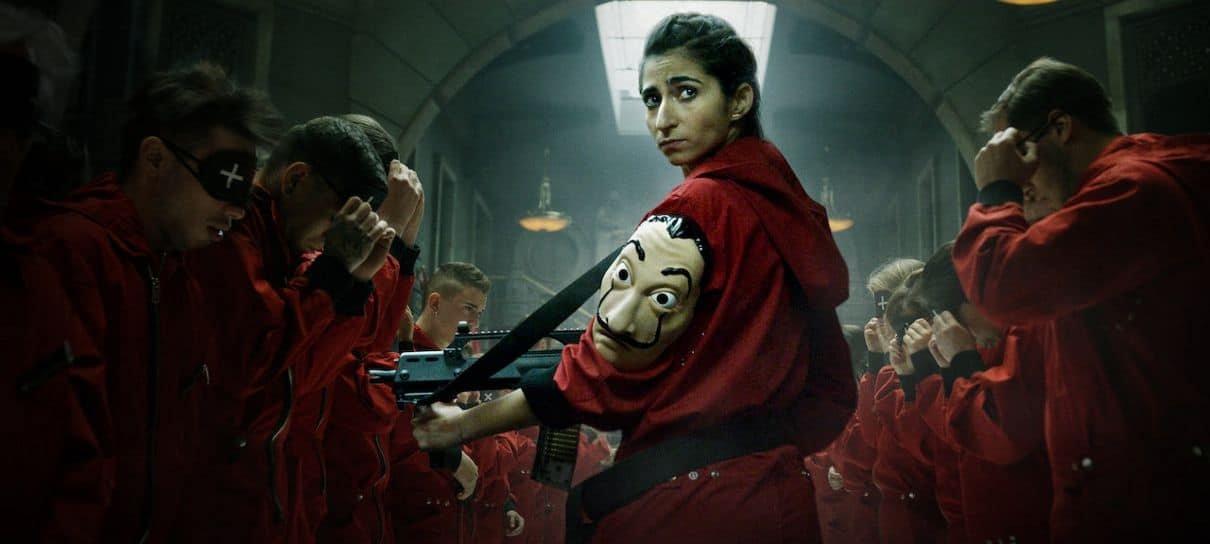 La Casa de Papel | Netflix já encomendou partes 5 e 6 da série, diz site