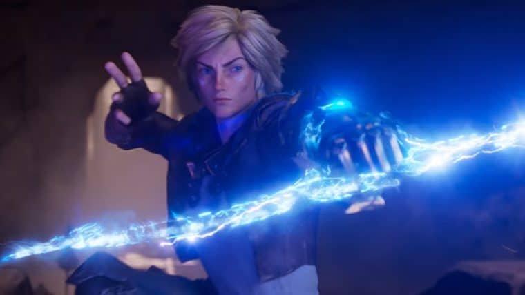 League of Legends | Warriors ganha nova versão em animação da temporada 2020