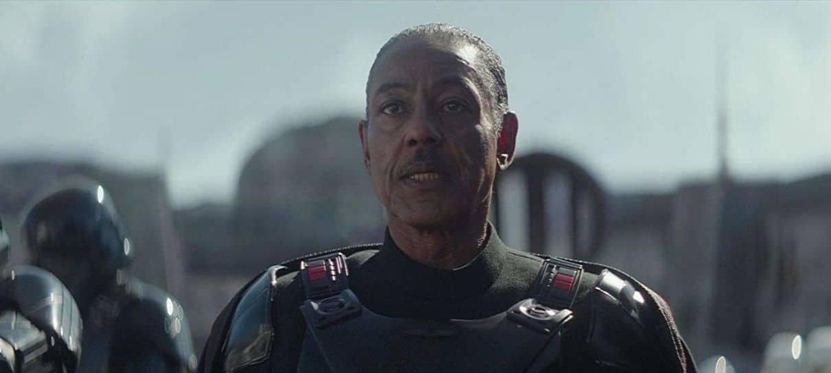 The Mandalorian | Giancarlo Esposito sabe o motivo pelo qual Moff Gideon quer Baby Yoda