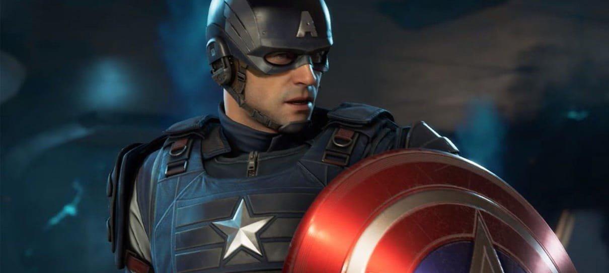Marvel's Avengers é adiado para setembro de 2020