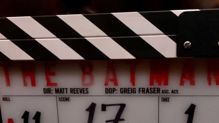 As gravações de The Batman já começaram