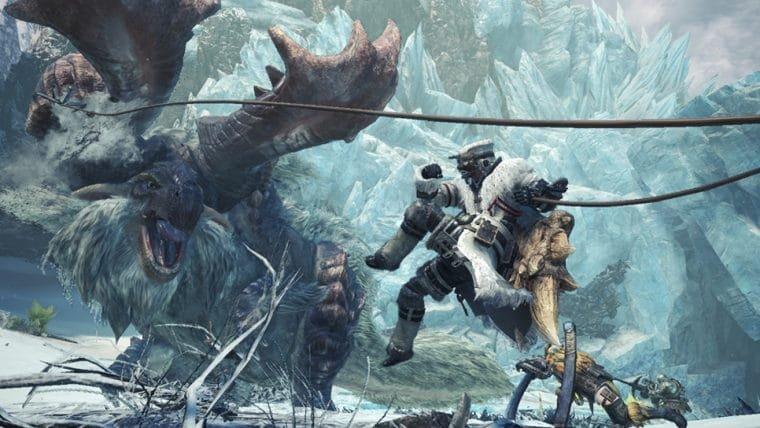 Monster Hunter: World é primeiro jogo da Capcom a ter 15 milhões de unidades distribuídas