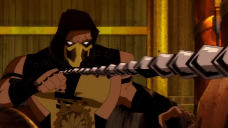 Filme animado de Mortal Kombat ganha trailer