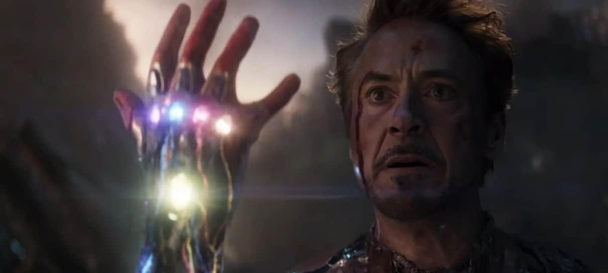 Vingadores: Ultimato | O destino de Tony Stark original era visualmente bem diferente