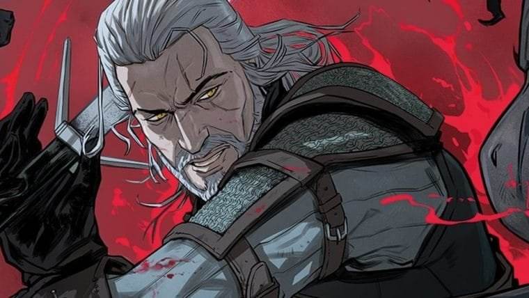 Netflix anuncia filme animado de The Witcher