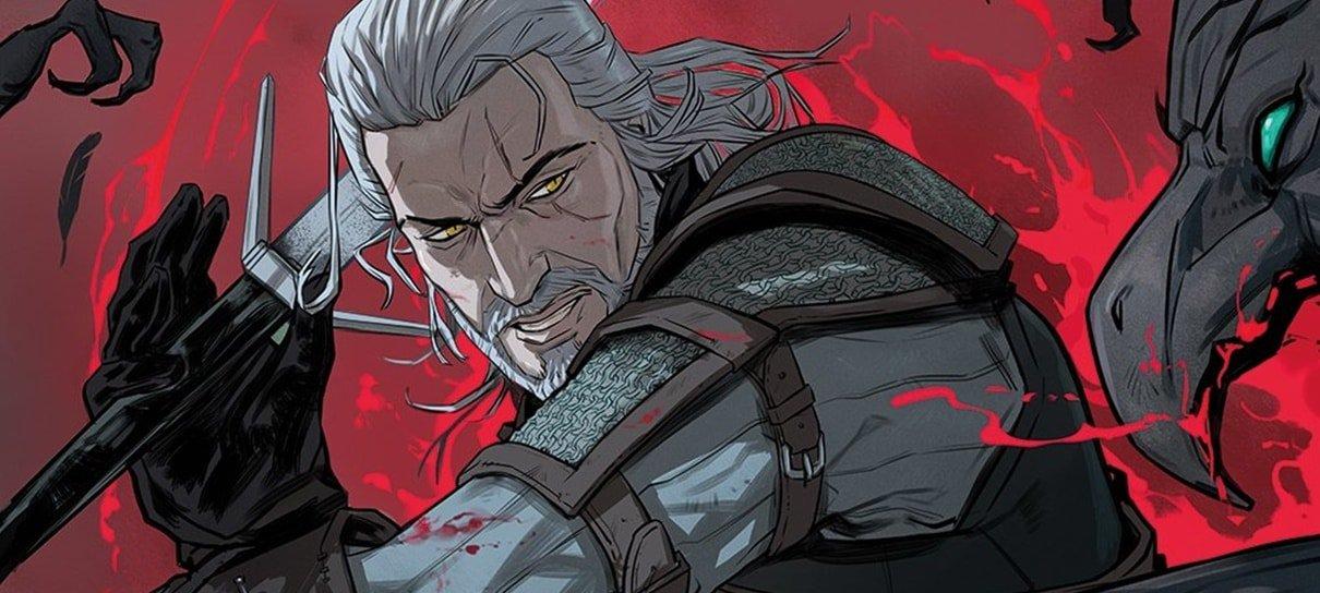 Netflix anuncia filme animado de The Witcher