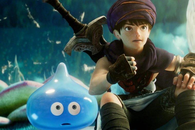 Dragon Quest Your Story chega na Netflix em fevereiro