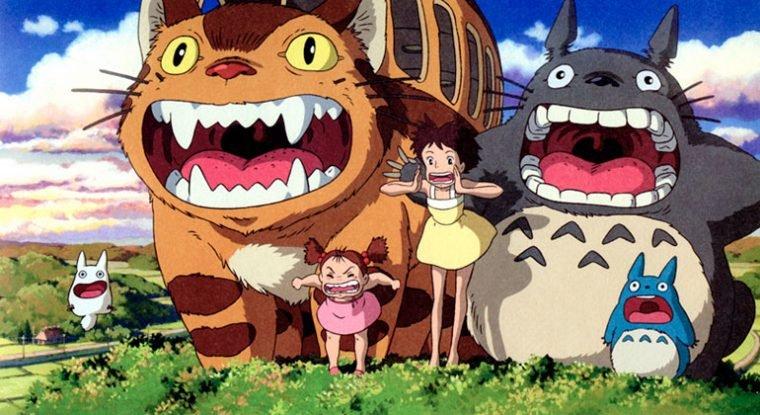 Meu Amigo Totoro chega na Netflix em fevereiro